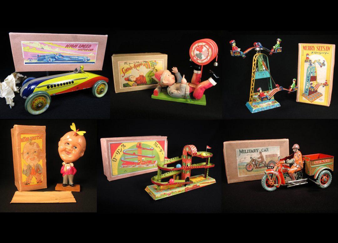 Pre-War Japanese Toys