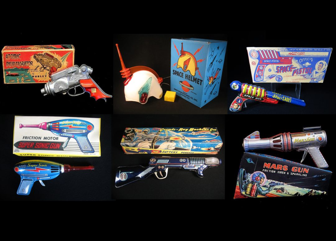 Space Gun Toys